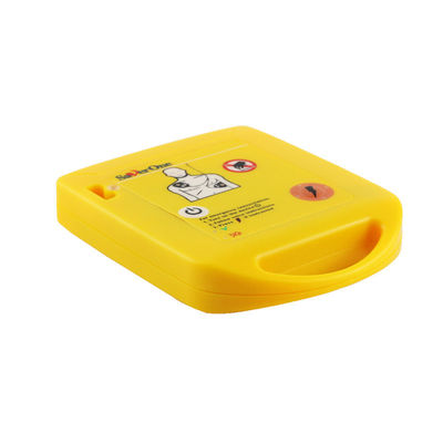 Medical Science Automatic Electronic Defibrillator , Yellow Cpr Training Device
