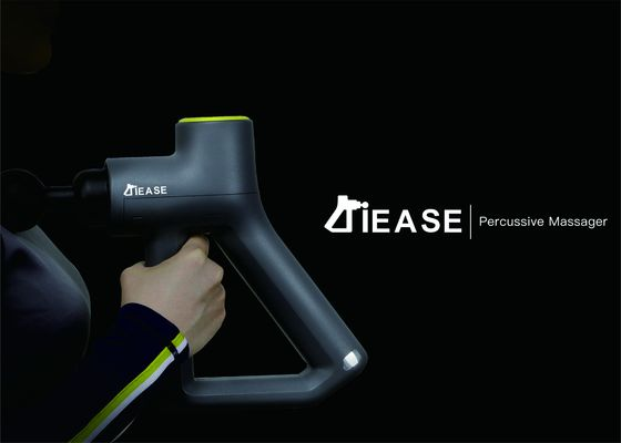 Percussive Massager iEase XFT-2020A Electric Deep Tissue Massage Gun for Body Massage