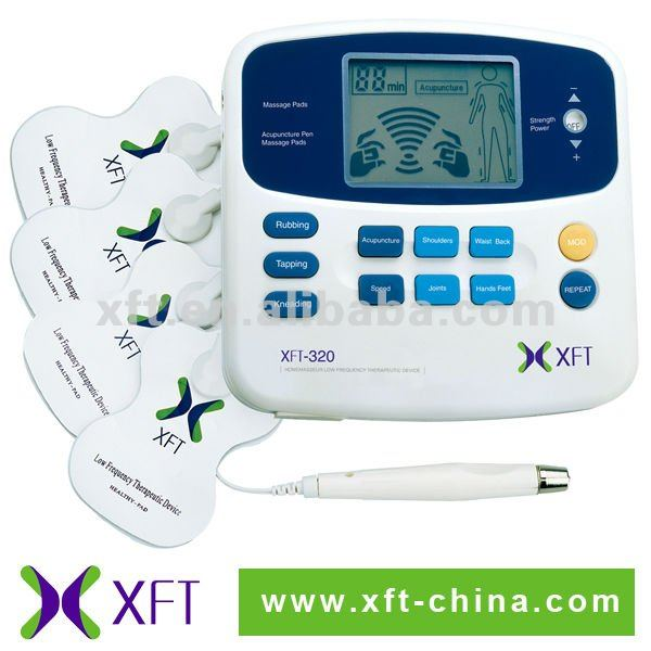 CE and ISO approved Manufacturer TENS Machine to Help Relieve Muscle Pain