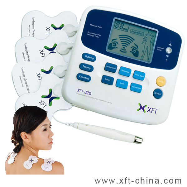 CE and ISO13485 Manufacturer TENS Unit Foot Massager